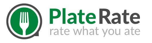 platerate logo